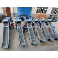 Buy cheap Automatic Plastic Recycling Machinery With Belt Conveyor Material Discharging from wholesalers