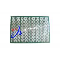 Wholesale Green Color 1250 * 850 mm Metal Screen Mesh For Shale Shaker from china suppliers