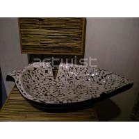 Wholesale Black & White Art Dining Table Ornaments / Special Plate from china suppliers