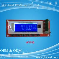 Wholesale JK1530  LCD bluetooth usb sd aux  recorder  fm mp3 player decoder module from china suppliers