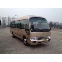 Wholesale Cummins Engine Coaster Minibus Luxury Passenger Travel Coach Buses Low Fuel Consumption from china suppliers