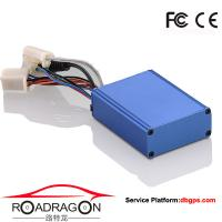 Wholesale 65mA , DC 12V Fleet GPS Systems , Real Time Car GPS Tracker from china suppliers