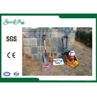 Wholesale Anti - Uv Installing Artificial Grasstile For City Street / Garden from china suppliers