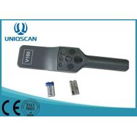 Wholesale V160 Hand Held Metal Detector Body Scanner High Sensitivity For Electronic Factory from china suppliers