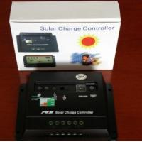 Wholesale 12V/24V 5A/10A/15A/20A PWM or MPPT Solar Charge Controller from china suppliers