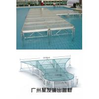 Wholesale Aluminum acrylic Stage , Catwalk Adjustable Alumimum Stagefor Fashion Show from china suppliers