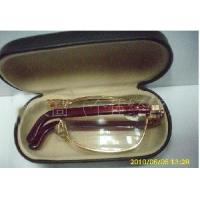 Wholesale Fold Metal Reading Glasses Reader With Case from china suppliers