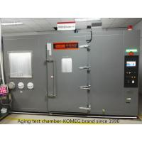Wholesale SUS 304 Steel Aging test chamber / Accelerated Weathering Tester with LCD Touch panel from china suppliers