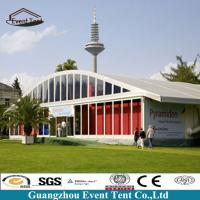 Wholesale Customized 25x80m Arch Large Outdoor Tent , Event / Exhibition Tents from china suppliers