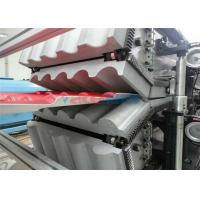 Quality Waterproof Weatherproof Soundproof Chemical Resistance PVC roof Tile Machine for sale