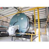 Wholesale Biogas Methane Fired High Efficiency Gas Boiler 6 Ton / H For Garment Factory from china suppliers