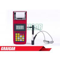 Wholesale Easy Use Hardness Tester Leeb160 With Printer 1250 Groups Memory from china suppliers