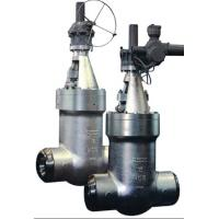 Wholesale Self Sealing Cast Globe Valve , Rising Stem Globe Valve Buttwelding Ends from china suppliers
