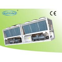 Wholesale Industrial Fluid Air Cooled Screw Chiller from china suppliers