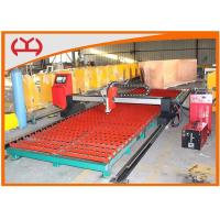 Wholesale Sheet Metal Processing CNC Plasma / Flame Cutting Machine With Auto Ignition Device from china suppliers