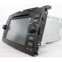 Wholesale TOYOTA 1.6GHz Android Double Din DVD , Digital DVD GPS Navigation System from china suppliers