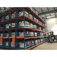 Wholesale Industrial Electric Mobile Racking System With Motorized Chassis Heavy Duty from china suppliers