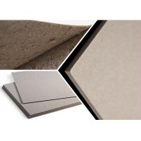 Wholesale Special Paper Strawboard 700x1000mm / SGS Certified Grey Paperboard from china suppliers