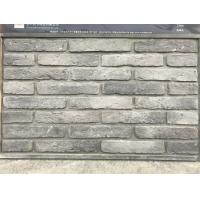 3D01 High Strength Old Style Thin Veneer Brick For Wall Low Water Absorption