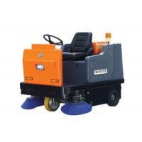Wholesale Three Wheels One Seat Suit Ride On Floor Sweeper , Carpet / Street Sweeping Machines from china suppliers