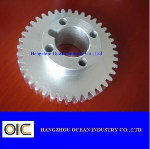 Wholesale American Standard Spur Gears Supplier , type M0.5 , M1 , M1.5 , M2 , M2.5 , M3 , M3.5 , M4 , M4.5 , M5 , M5.5 , M6 from china suppliers