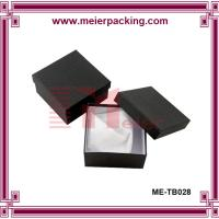 Wholesale Garment black paper box/Custom shoe paper box for wholesale ME-TB028 from china suppliers