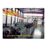 Wholesale 650kW Green 8mm Low - Oxygen Copper Continuous Casting Machine 15 tons/hr from china suppliers