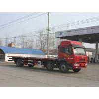 Wholesale FAW 6*2 15.7ton flatbed truck from china suppliers