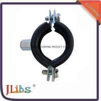 Wholesale Wall Mount Heavy Duty Cast Iron Pipe Clamps Plus 10 Pipe Clamp With EPDM from china suppliers