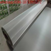 Wholesale Heat Resistance FeCrAl wire mesh for infrared burner and Fecral wire mesh used in furnace from china suppliers