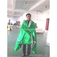 Wholesale emergency outdoor medical blanket space brand rescue survival blanke from china suppliers