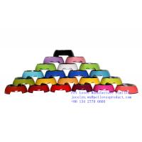 Wholesale 100% Food Grade Melamine Dog Bowl Pet Products 2 Bowls in 1 Non-toxic Dog Feeder from china suppliers