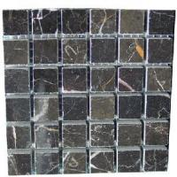 Wholesale Bathroom Marble Glass Mosaic Tile Art (FY012) from china suppliers
