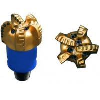 China High Drill Speed HQ Diamond Core Bit , PDC Drill Bits For Concrete / Rock on sale