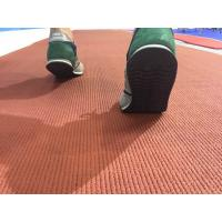 Quality track&field flooring run way rubber athletic track for sale