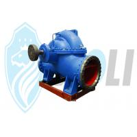 Wholesale Double Volute Casing Centrifugal Pump , High Suction Water Pump Horizontal from china suppliers