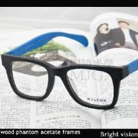 Wholesale Accetate Hand Made Wood Temple Frames (1219) from china suppliers