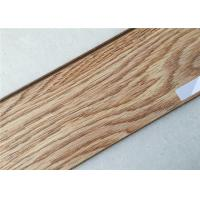 Wholesale Matte Finish Scratch Resistant Hardwood Floors 8mm Indoor Samll Embossed from china suppliers