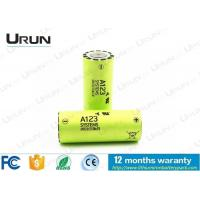 Wholesale 2500mAh 3.3V Rechargeable Lithium Ion Battery High Rate Discharge from china suppliers