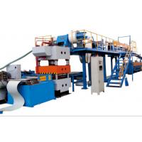 Wholesale Custom PU Sandwich Panel Production Line 40mm - 250mm Thickness EPS Sandwich Panels from china suppliers