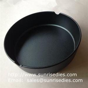 Wholesale Black Aluminum pocket smoke ashtrays in stock, China aluminum alloy smoking ashtray from china suppliers