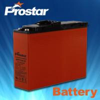 Wholesale Prostar 12v front terminal batteries 12V 110AH from china suppliers