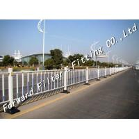 Wholesale Road Isolation Guard Rail Or Bar PVC Coated Fence For Separation from china suppliers