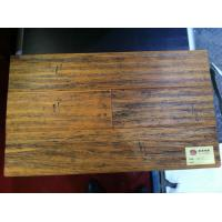 Buy cheap hot selling strand woven bamboo flooring from wholesalers