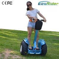 Wholesale 72V 19 Inch Tire Off Road Segway Two Wheel Upright Scooter With Handle from china suppliers