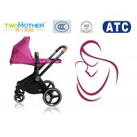 Wholesale Pink Newborns Cool Baby Strollers Unique Extremely Maneuverable from china suppliers