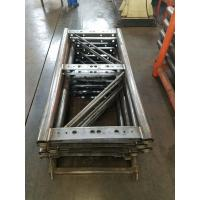 Quality High Performance 6 Rack Modulus Material Lifting Devices With Schneider Inverter for sale