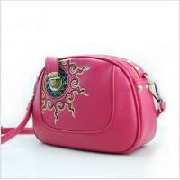 Wholesale Charming Embroidered small messenger bag unique design with factory price bag for women from china suppliers