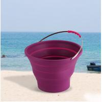 Wholesale Ningbo Virson Camping  bucket, fishing bucket.  folding  outdoor  bucket from china suppliers