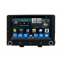 Wholesale Octa Core KIA Navigation System , 2 Din Car Dvd Player Android Gps Device Rio 2017 from china suppliers